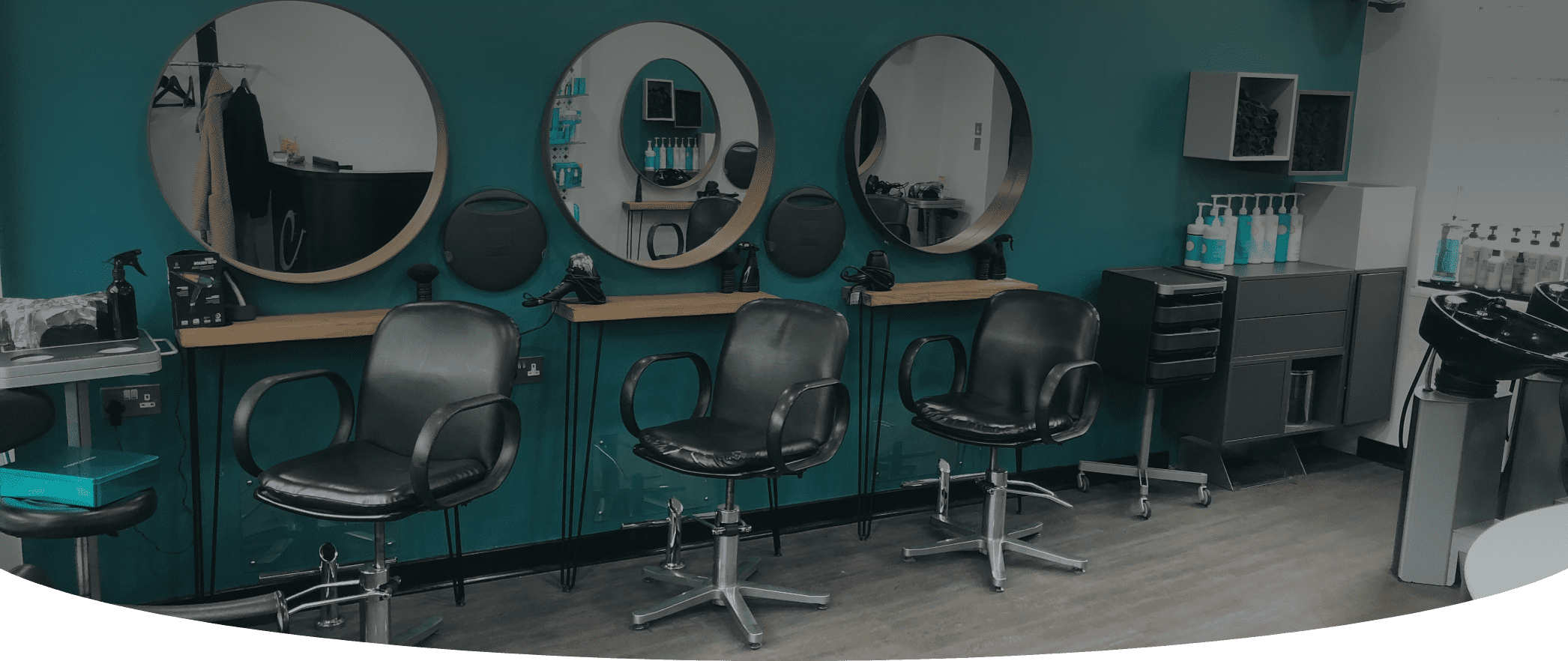 Courtney Erin salon